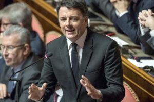 In Italia c'è un leader vero: è Matteo Renzi e deve mandare a casa questi cialtroni