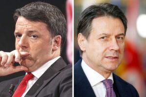 Perché il governo rischia di cadere, Conte 'attende' la rottura di Renzi dopo il Recovery Plan