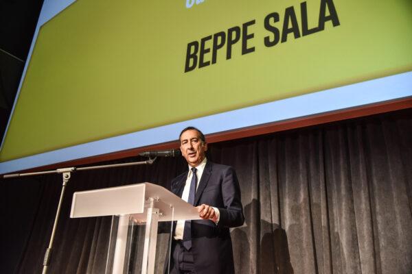 """Beppe Sala si ricandiderà a sindaco di Milano: """"Fiero di aver guidato la città"""""""