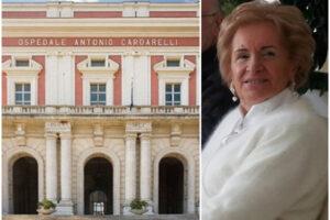 Intervento record al Cardarelli, nonnina salvata da tumore devastante alla schiena
