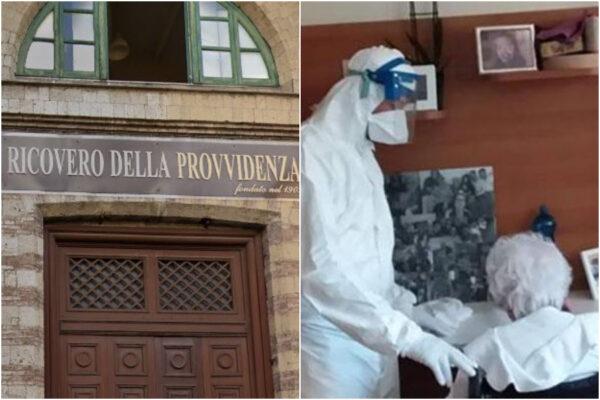 Focolaio Coronavirus nella casa di riposo, cinque morti in pochi giorni nel Napoletano