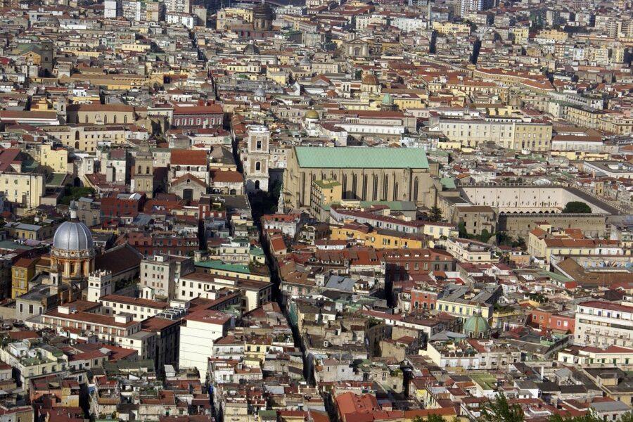 Città metropolitana non prevenuta e Napoli cola a picco
