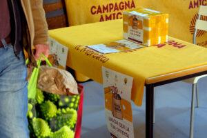 """Coldiretti Campania, fine settimana di """"spesa sospesa"""" contadina"""