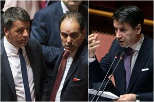 Sul Mes Conte si salva ma il premier è sotto assedio di Renzi e del Pd