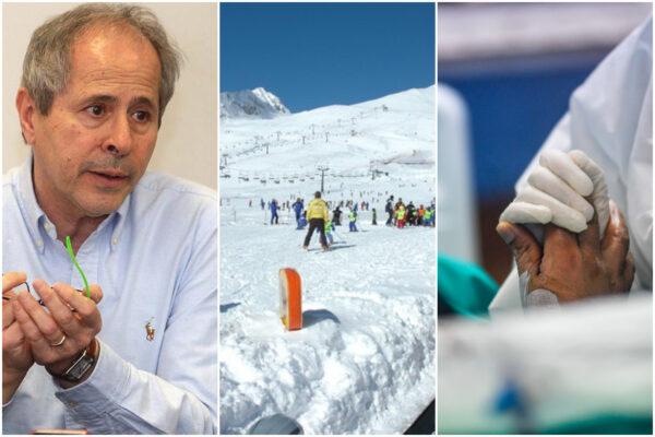 """Dpcm Natale, Crisanti duro: """"Non siamo un Paese normale, si pensa a sciare con 600 morti al giorno"""""""