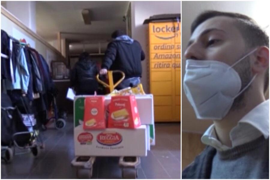 """Coronavirus, allarme solidarietà a Scampia: """"Ora aiutiamo anche chi prima donava ma non reggeremo a lungo"""""""