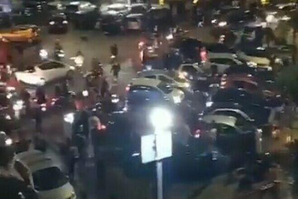"""Mega rissa a Ercolano, pugni e calci in Zona Rossa: """"Quattro idioti hanno rovinato il Natale"""""""