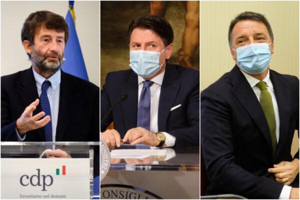 Al Senato nasce Italia23 gruppo di sostegno al Conte Ter per arrivare a fine legislatura