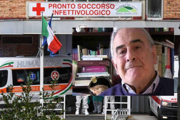 Ha combattuto il colera ed è tornato in corsia per il covid: Franco Faella sarà il primo vaccinato a Napoli