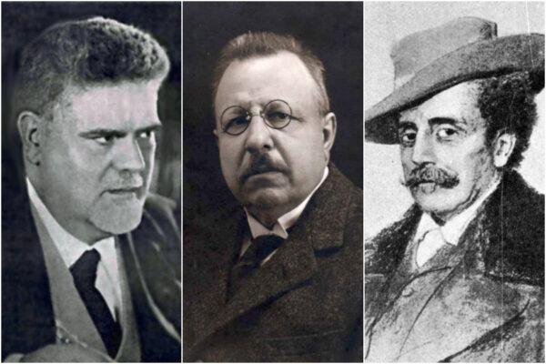 Croce, Labriola e Gentile sono i veri fondatori del Partito Comunista Italiano
