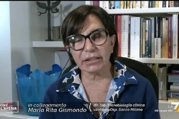 Maria Rita Gismondo, dal 'Sacco' (e dalle pagine del Fatto Quotidiano) al convegno negazionista con l'estrema destra tedesca