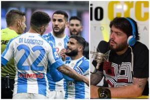 """""""Ecco perché i bambini non si appassionano più al calcio"""", Diego Maradona Jr e """"lo schifo"""" di Inter-Napoli"""