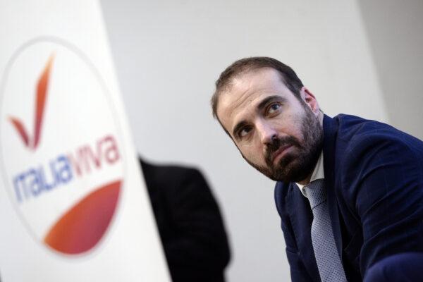 """Governo, parla Luigi Marattin: """"Italia Viva non vuole ministri ma un piano per evitare il precipizio"""""""