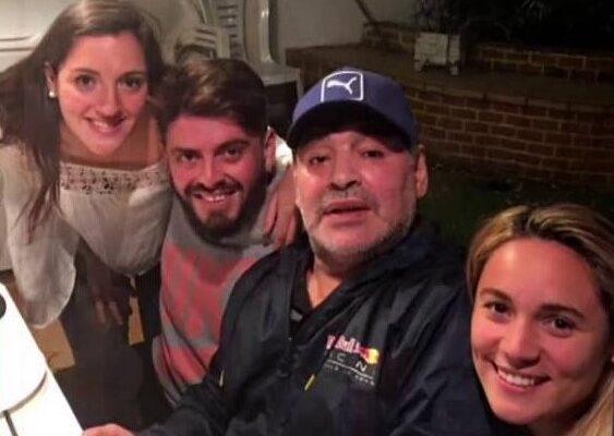 """Maradona, spunta un'altra figlia del Pibe de Oro: """"Si chiama Eugenia"""""""