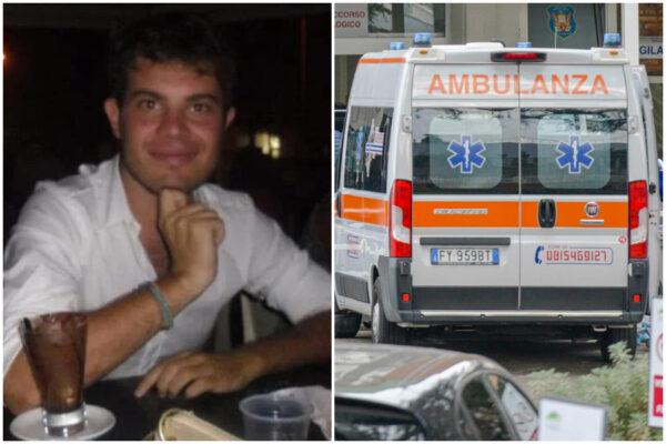 Stroncato dal covid a 32 anni: Giuseppe Mosca è una delle vittime più giovani della Campania