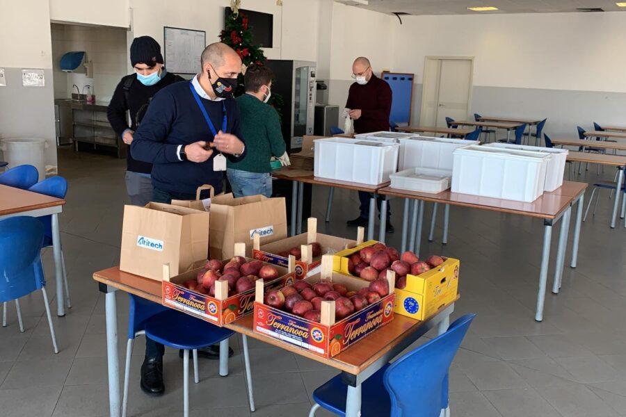 A Capodichino aperta la mensa di Atitech per le famiglie bisognose