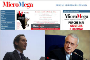 Elkann chiude Micromega, la 'nuova Repubblica' scarica la storica rivista della sinistra