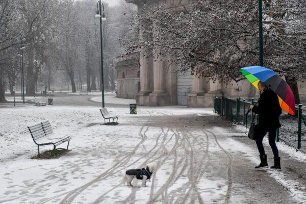 Meteo di Natale, in arrivo giorni di gelo e maltempo: le previsioni