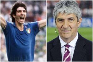 E' morto Paolo Rossi: il calcio piange Pablito, campione del mondo 1982