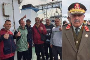 Cosa ha avuto in cambio Haftar per liberare i pescatori di Mazara del Vallo