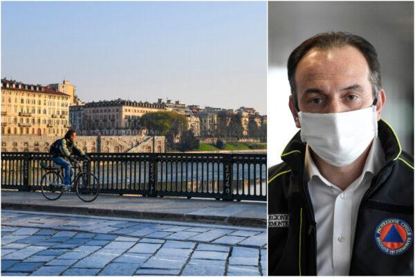 """Piemonte in zona gialla, l'anticipazione del governatore Cirio: """"Dal 13 dicembre usciamo dall'arancione"""""""