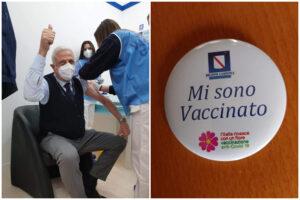 """""""Tra il covid e il vaccino scelgo il secondo"""", l'esempio di Rodolfo Punzi, primario dell'ospedale Cotugno"""