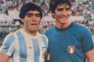 Perché Paolo Rossi rifiutò il Napoli