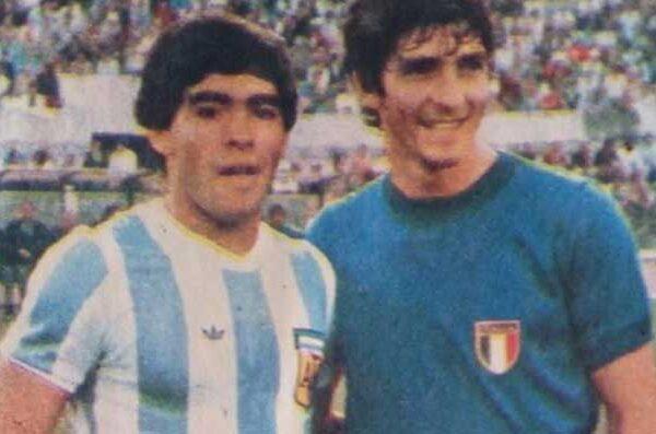 """Maradona e Paolo Rossi: """"A Vicenza lutto composto, a Napoli ammucchiate selvagge"""""""