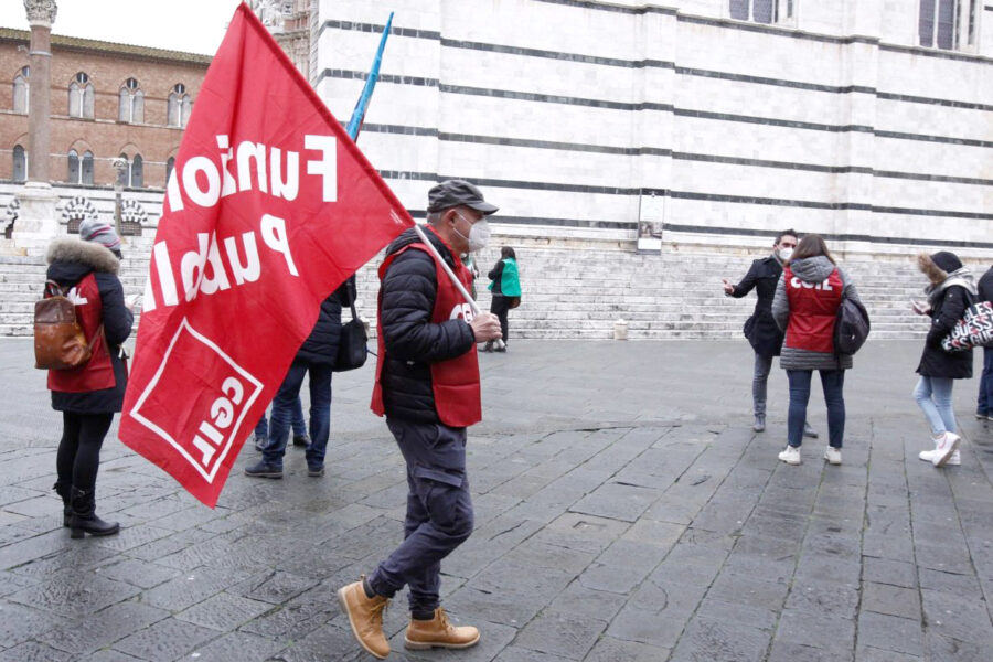 Il flop dello sciopero dei dipendenti pubblici, che brutta figura…