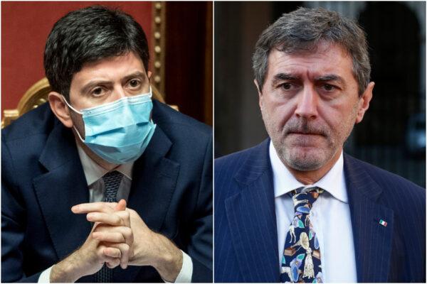 Abruzzo zona arancione, scontro totale col Governo: Speranza diffida Marsilio e chiede la revoca dell'ordinanza