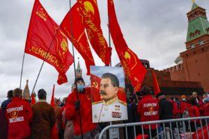 Tra i fondatori del Partito Comunista Italiano non dimentichiamoci Stalin