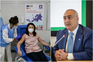 """Vaccino, in Campania dal 7 gennaio la 'campagna estesa': """"In primavera 400mila persone"""""""