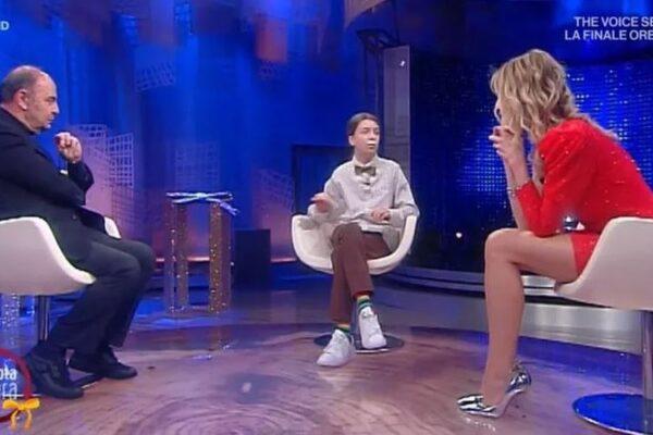"""""""I pipistrelli non sono uccelli ma mammiferi"""", il 13enne Francesco Barberini bacchetta così Bruno Vespa in tv"""