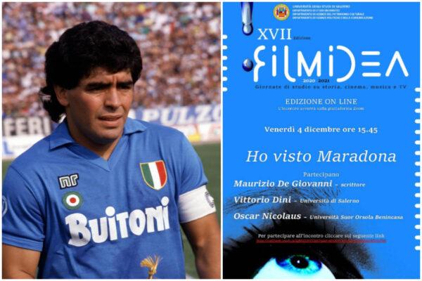 """""""Maradona drogato e cocainomane!"""", irruzione squadrista al convegno: """"Erano juventini"""""""