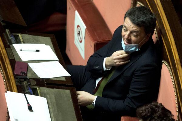 """Renzi gongola: """"Dovevano asfaltarci, Casalino diceva siamo a '170' ma non hanno maggioranza"""""""