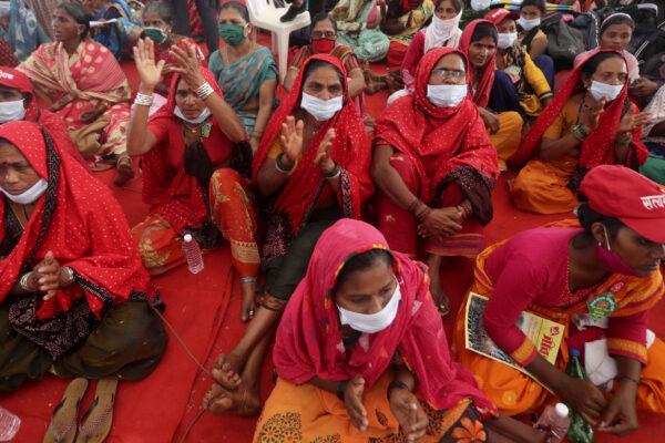 In India crolla il numero di contagi Covid: raggiunta l'immunità di gregge?