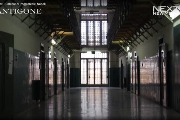 Poggioreale, doppia prigionia: ascensore guasto, detenuti isolati