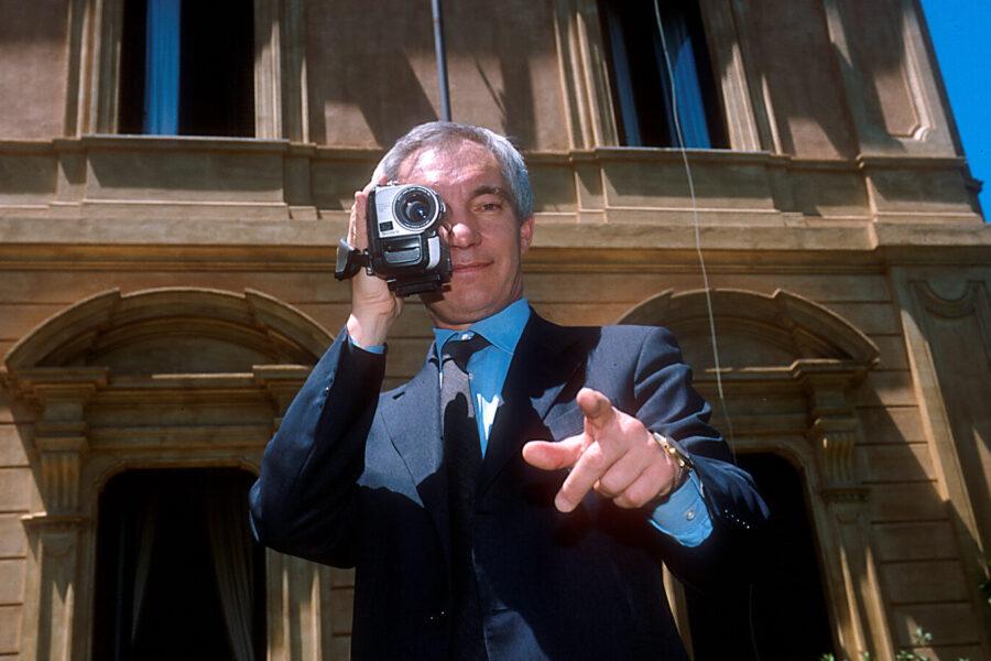 07.06.2001  ROMA ECONOMIA PRESENTAZIONE DI PAN LA PRIMA TV INTERATTIVA PERTUTTI NELLA FOTO  STEFANO BALASSONE CDA RAI ©RENATO FRANCESCHIN  LAPRESSE