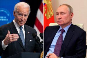 Biden telefona a Putin: nucleare, Ucraina e l'arresto di Navalny al centro del colloquio