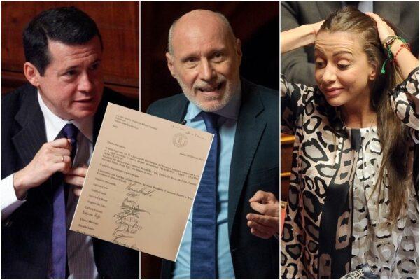 """Giallo al Senato: lo strano caso del """"Gruppo solido e coeso"""""""