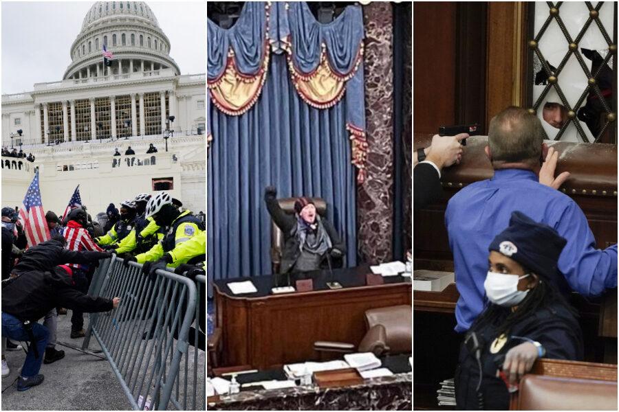 """Il Congresso riprende durante la notte, Trump: """"Vittoria negata ai patrioti, non dimenticate questo giorno"""""""