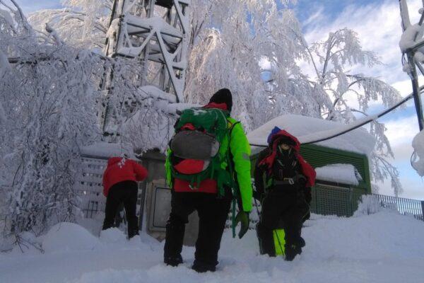 Precipitati nel vuoto, trovati morti i due sci alpinisti scomparsi in Piemonte