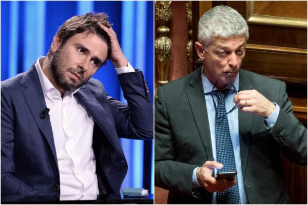 """Movimento 5 Stelle spaccato sulla riapertura a Renzi, Di Battista e Morra verso l'addio: """"Così arrivederci e grazie"""""""