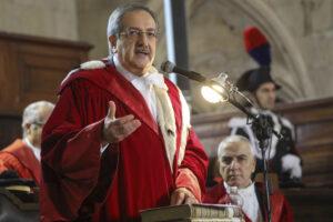 """Intervista al pg Riello: """"Maresca corretto, ma chi scende in politica non torni a vestire la toga"""""""