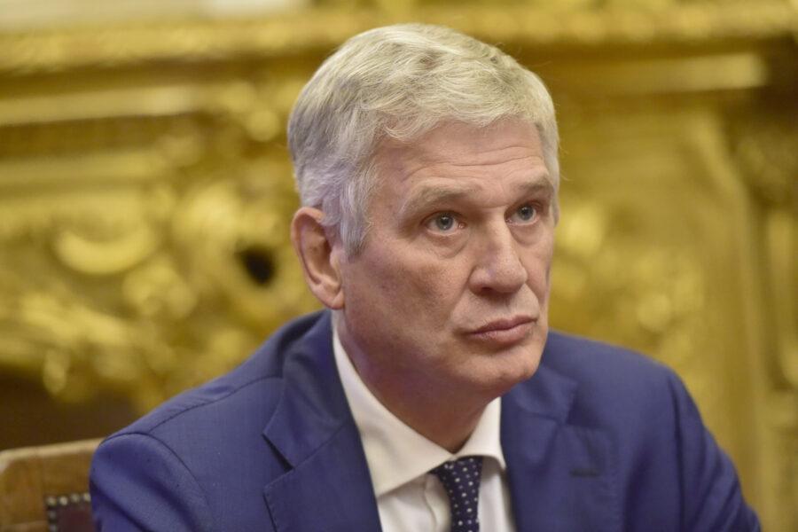 PIERO BENASSI DIPLOMATICO PRESIDENZA CONSIGLIO MINISTRO