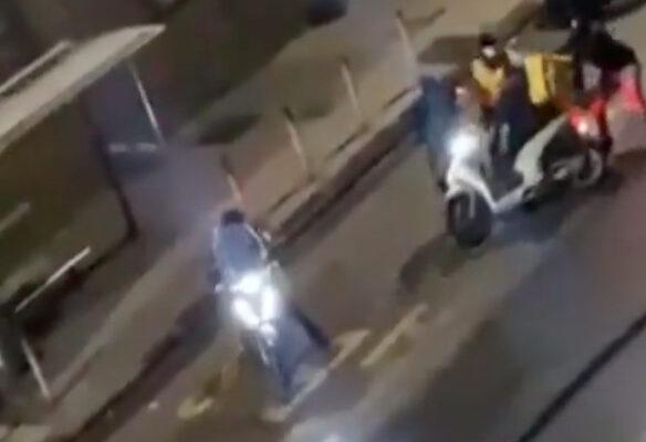 """Rider pestato e rapinato, Fit Cisl Campania: """"Nuove norme per dare dignità a questa categoria"""""""