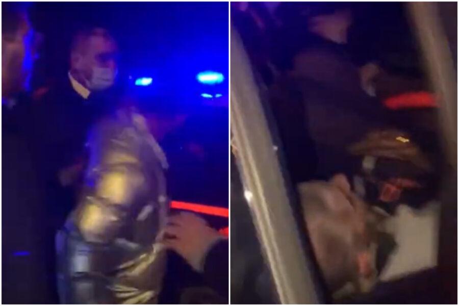 """""""Fatti male e dici che sono stati i carabinieri"""": il video e l'aggressione nel rione Salicelle"""