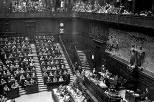 Per uscire dalla crisi serve lo spirito del '46 con un governo di tutti