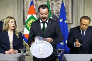 Sondaggio Tecnè, disastro Salvini: la Lega perde l'8,5% in un anno (a vantaggio di Meloni e Berlusconi)