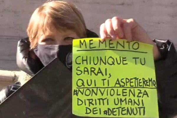 """Bernardini lancia 'Memento': """"Tutti i giorni sotto al ministero della Giustizia per i diritti dei detenuti"""""""